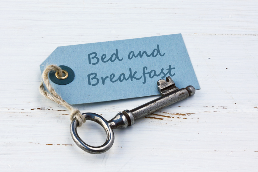 Why owning a B&B can be a dream come true