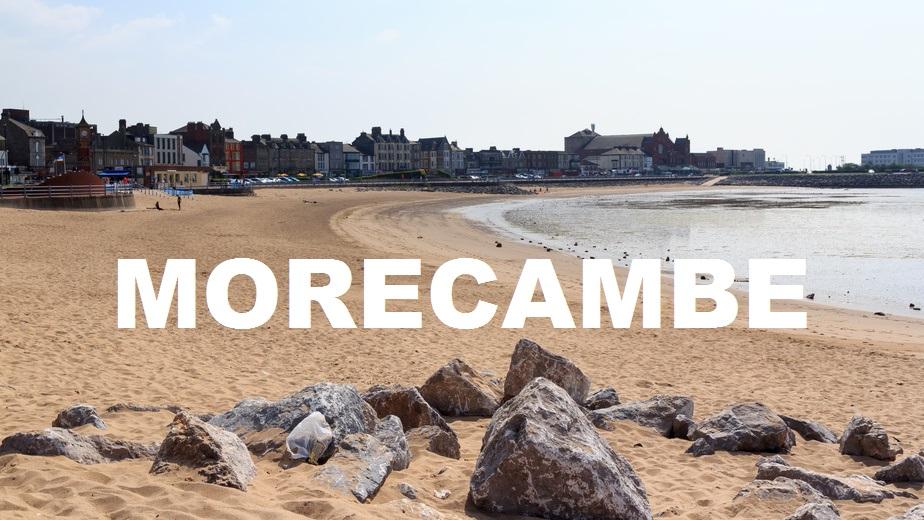 Morecambe Lancashire England