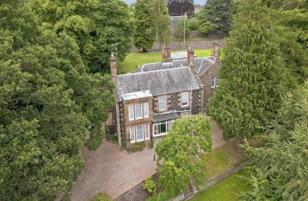 Scottish B&B - Ivybank Lodge